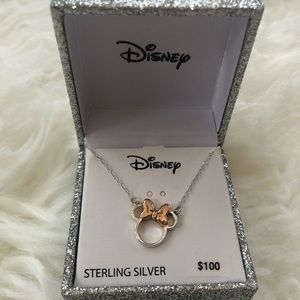 Disney Minnie Mouse Necklace
